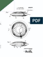 Disc Shaped Aircraft