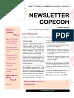 Newsletter Copecoh