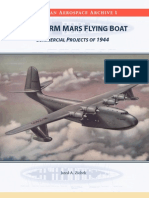 The Martin JRM Mars Flying Boat - Commercial Projects of 1944