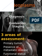 9. Dx, Eval, and Staging