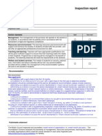 Inspection Report Template Complete 2012.Doc