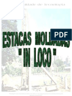 Estacas Moldadas in Loco