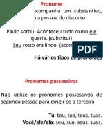 68177063 Emprego Pronomes Colocacao Pronominal