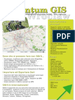 Qgis-1.7.0 2-Sided Brochure It