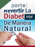 Revertir La Diabetes de Manera Natural (Reporte) [-] Sergio Russo
