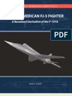 North American FJ-5 Fighter