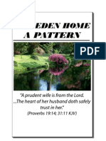 The Eden Home a Pattern