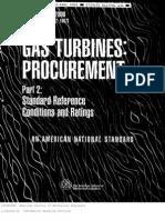 Turbinas a Gas (Procura)