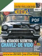 Los negocios secretos Chávez - De Vido