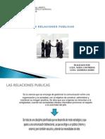 Relaciones Publicas Exposicion