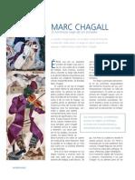 Mark Chagall, el luminoso viaje de un soñador. Carmen González