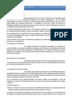 REGIONES FITOGEOGRÁFICAS ARGENTINAS