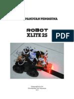 Buku Panduan Pengguna Robot XLITE