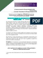 Instructores Certificados en Masaje Infantil