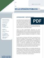 2009 Febrero Politica y Economia Lima
