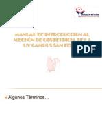 Manual para los Mechones de OYP de la Universidad de Valparaíso Campus San Felipe.