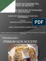 Artrología