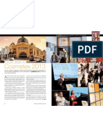 Cosmetex 2013 as seen in Cosmetic Surgery & Beauty Magazine Issue 57