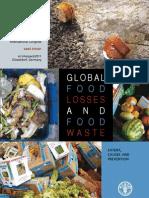 Global Food Loss and Food Waste