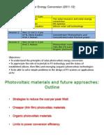 PVmaterials