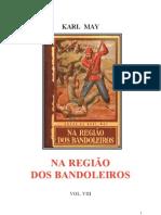KARL MAY - Vol 8 - Na Região dos Bandoleiros