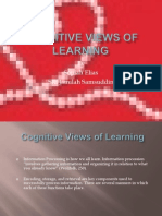 Cognitive Learning View