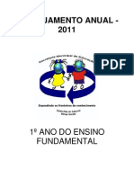 1º ANO DO ENSINO FUNDAMENTAL
