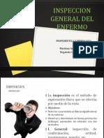 Inspeccion General Del Enfermo