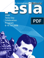 Tesla Celebration Programme