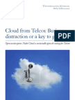 2013 TIME Report Cloud From Telcos