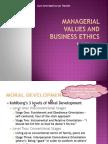 Business Ethics - Basic Principles - Part 2