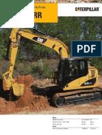 Catalogo Excavadora Hidraulica 311d Lrr Caterpillar
