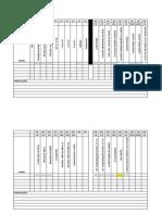 Calendário Postos Avançados Especial 2013 - Senior, Master e Emérito