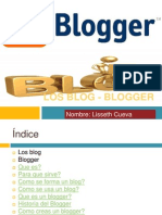Los blog - blogger.pptx