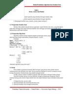 Modul Praktikum 1 Struct, Aray, Pointer