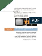 Guia  LENGUAJE Y COMUNICACIÓN VISUAL, CINE Y TELEVISIÓN