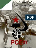 Temas de formación marxista-leninista PCE (r)
