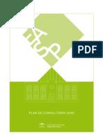Plan Consultoria 2009