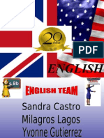 English Project 2009