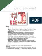 Cancer de Colon Resmunes