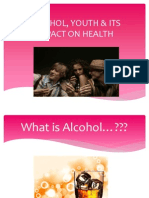 ALCOHOL, YOUTH & ITS IMPACT ON HEALTH.pptx
