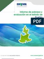 Informe Coneval de Pobreza en Puebla