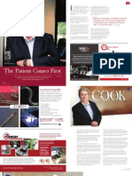 Barry Thomas - The CEO Magazine Feature