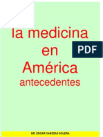 Libro La Medicina en America