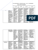 CARTEL CAPACIDADES DIVERSIF. INGLES  1º a 5to 2013
