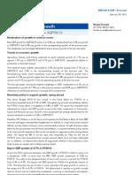 GDP Growth FY2013 3Q