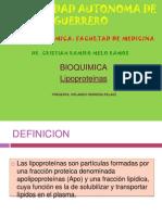 Lipoproteinas.pptx