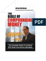 Reviews of the Book- The Bible of Compounding Money with World Class Money Managers