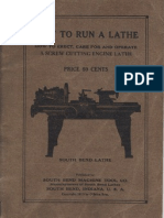 62662262 South Bend How to Run a Metal Lathe
