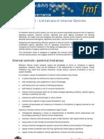 2 4 Limitations Internal Controls